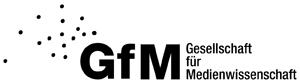 Logo der Gesellschaft für Medienwissenschaft (GfM)